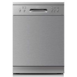 VOGUE Stainless Dishwasher 12 Place