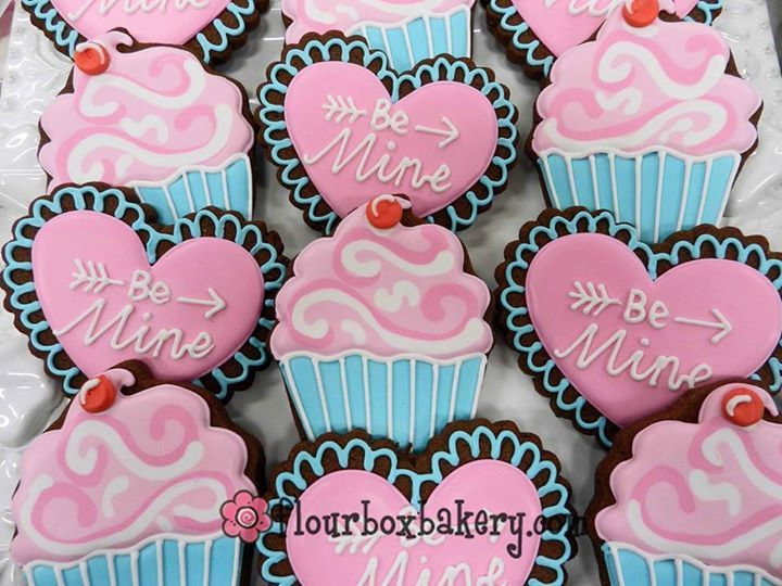 249 best decorated cookies valentine's day images on pinterest, Ideas