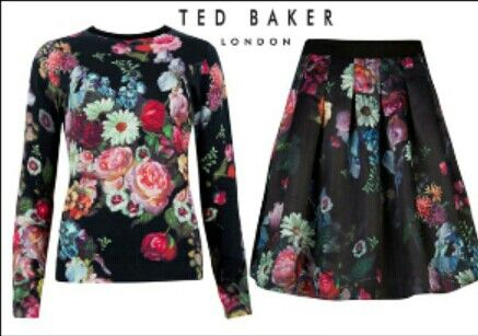 Floral ensemble by Ted Baker London