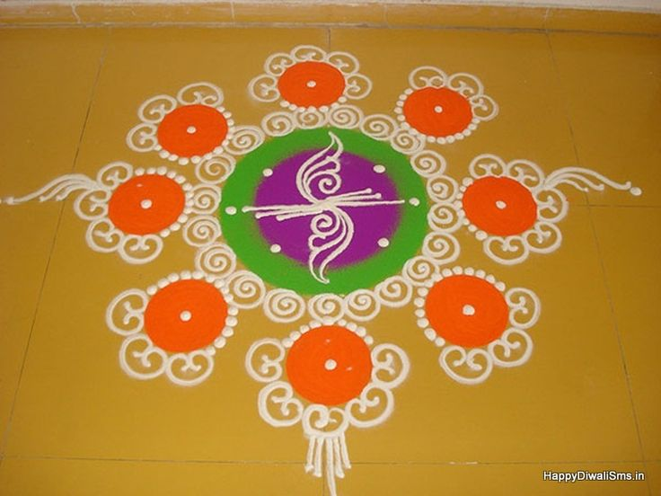 1357 best rangoli designs images on pinterest colours for Home made rangoli designs