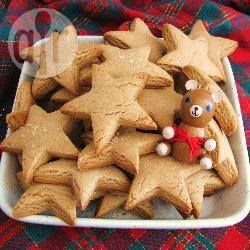 Cinnamon Biscuits I love these & make them every year with icing sprinkled with more cinnamon & edible glitter