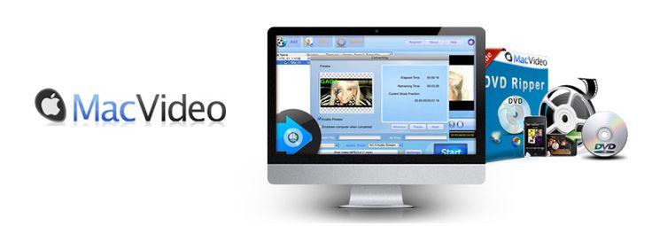 Sådan ripper du en DVD på din Mac-computer