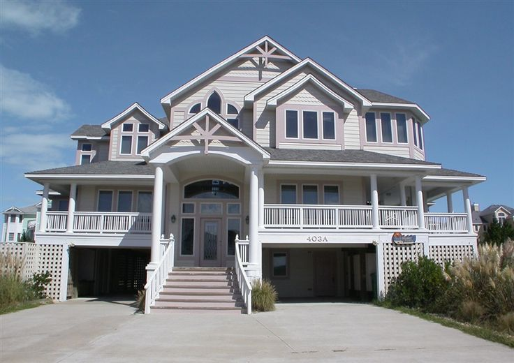 Twiddy Outer Banks Vacation Home A Water Forte Corolla