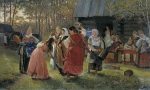 Russian folksite