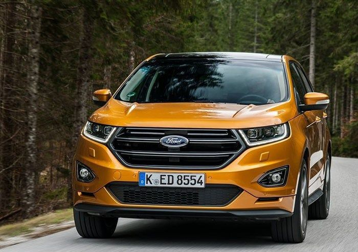 2019 Ford Edge St Engine Specs Features Ford Edge New Ford