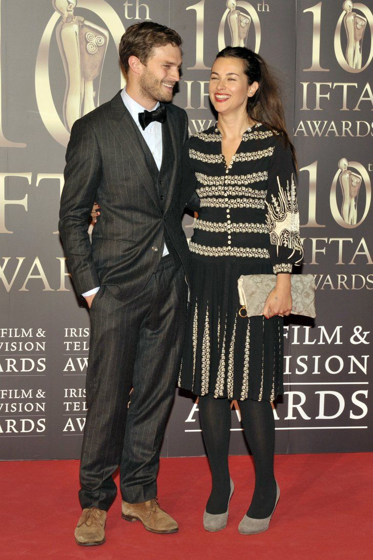 | 9 Times Jamie Dornan and Wife Amelia Warner Couldn't Take Their Eyes Off Each Other | POPSUGAR Celebrity Photo 8