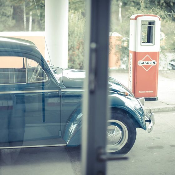 Harking back to the golden age of motoring is Oldtimer Tankstelle in Hamburg, tapping into the nostalgia of a happier time with its beautifully restored original 1950s features. This place is so retro you'd be embarrassed to pull up in any vehicle younger than yourself...