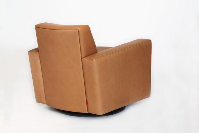 Architect Club Chair - Cruikshank New Zealand Custom Furniture