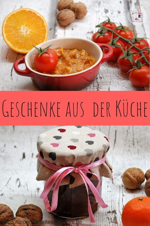 Weihnachtliche-Geschenke aus der Küche: Drei schnelle Rezepte ...