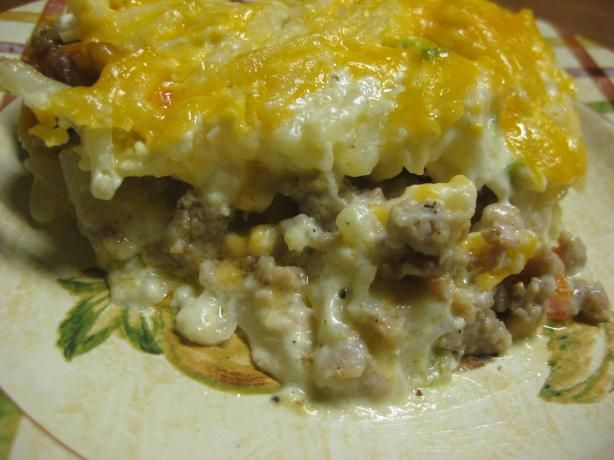 Sausage Breakfast Casserole from Food.com: Anytime I make this I have ...