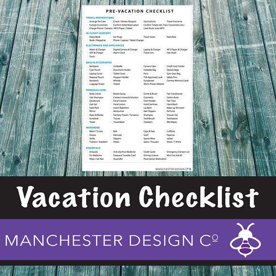 25+ legjobb ötlet a Pinteresten a következővel kapcsolatban - vacation checklist