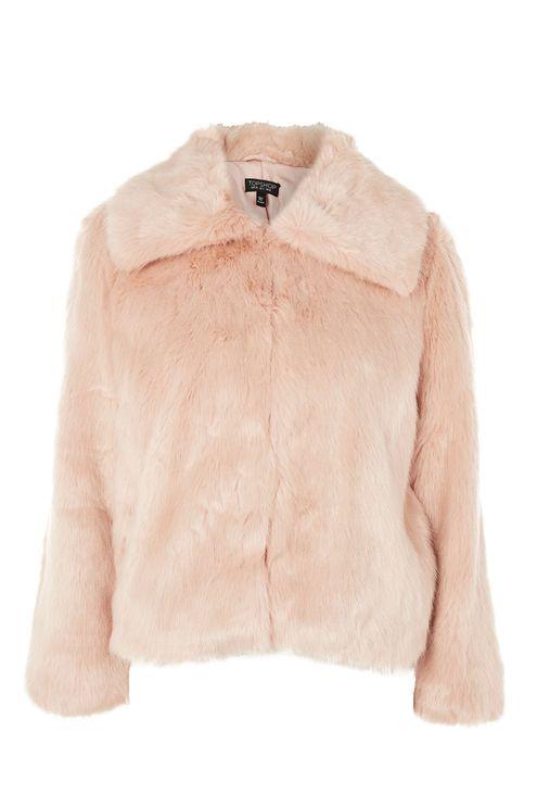 TALL Lux Faux Fur Jacket