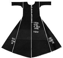 T-tunic pattern / gown pattern