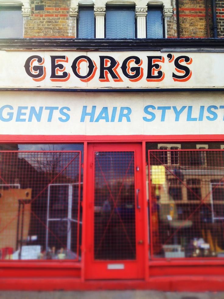 George's hairdresser, © Mash Media UK Ltd