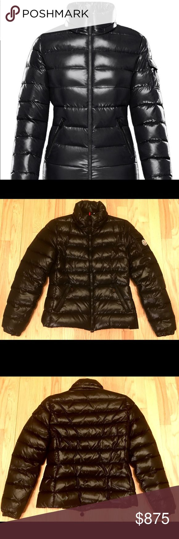 MONCLER Bady Down Puffer Jacket, Sz 0, 100 Auth! Pre