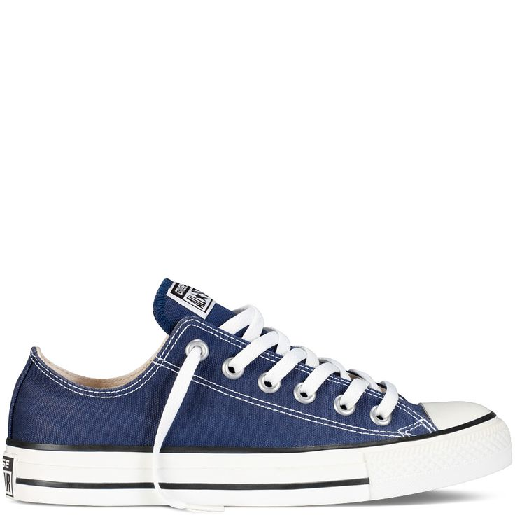 Converse - Chuck Taylor All Star Classic Colours - Bleu marine/navy