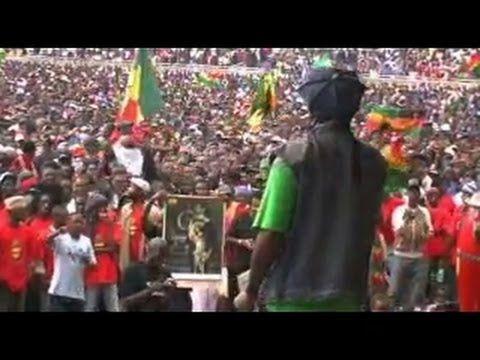 Burning Spear live in Nairobi, Kenya 'Jah Nuh Dead' Africa