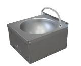 TR - Pattumiere - Carrelli - Lavamani - Tramogge in acciaio inox #lavamani #handwashing