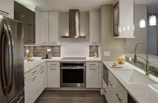 Modern Condo Kitchen Designs