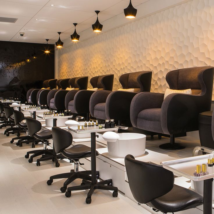 Nail Salon Interior Design Ideas: 44 Best Polished Perfect℠ By Twila True Images On