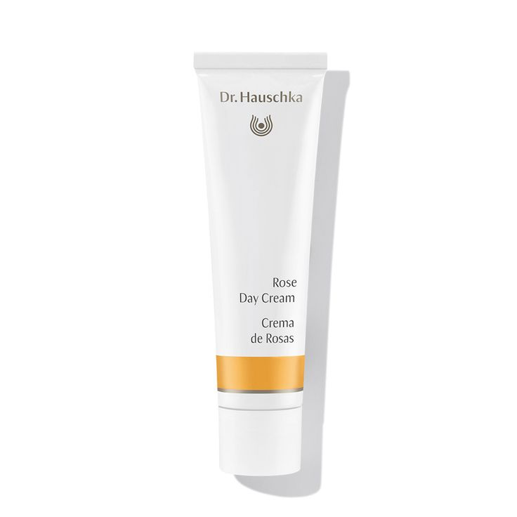 "Dr. Hauschka Rose Day Cream: ""For an ultra-calming, natural solution for sensitive skin, this nourishing face cream uses rose petal extracts to gently moisturize skin while also minimizing the appearance of redness or irritation."""