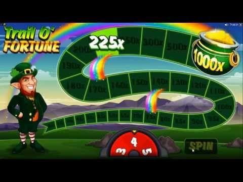Lucky Leprechaun Microgaming Promo Video - YouTube