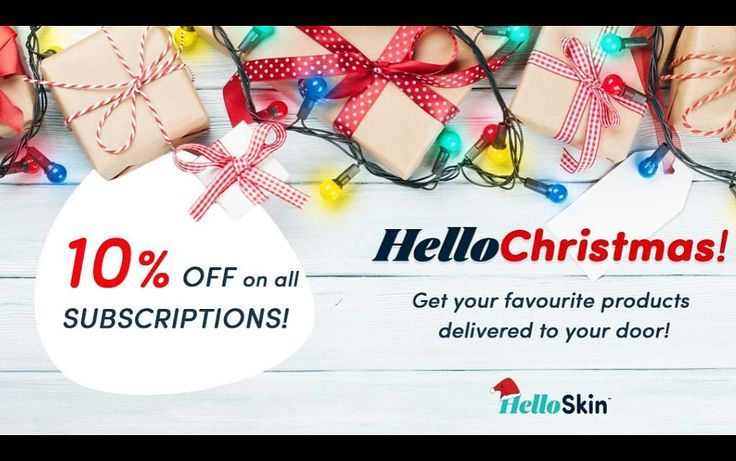 We really appreciate our loyal customers so our Christmas deal this week is a 10% discount on all subscriptions.  Subscribe now to get your 10% discount!