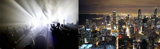 Techno And House Tourism – Chicago