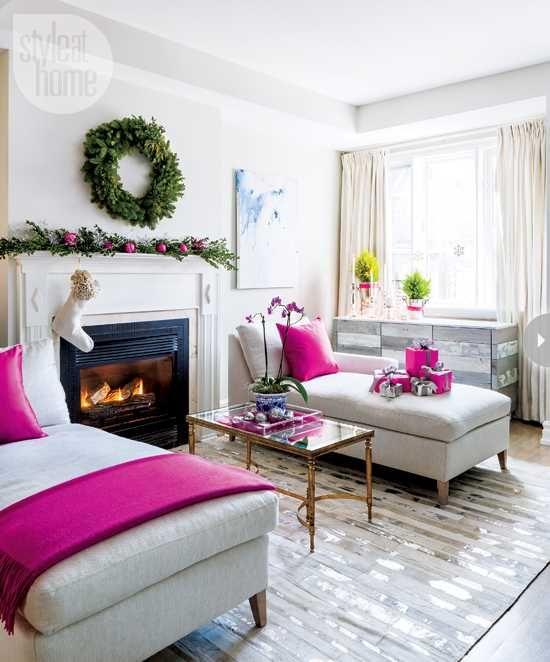 Рождество   Пуфик - блог о дизайне интерьера - Part 10