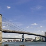 Panorámica Puente de brooklyn