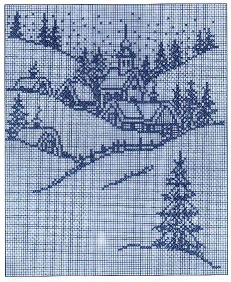 Ниточка - иголочка: Вышивка крестом
