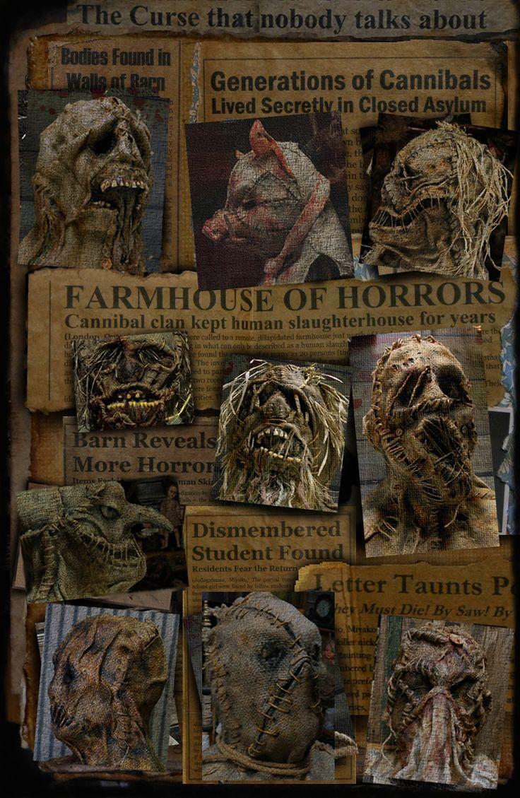 202 best Halloween-Masks, Make-Up & Costumes images on Pinterest
