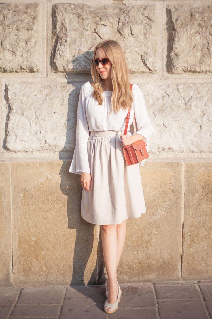 Fashion diary: spódnica Dla Dam