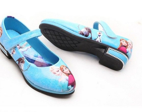 >> Click to Buy << In the spring of 2016 girls shoes The princess shoes only snow and ice colors the spring and autumn female baby shoes #Affiliate