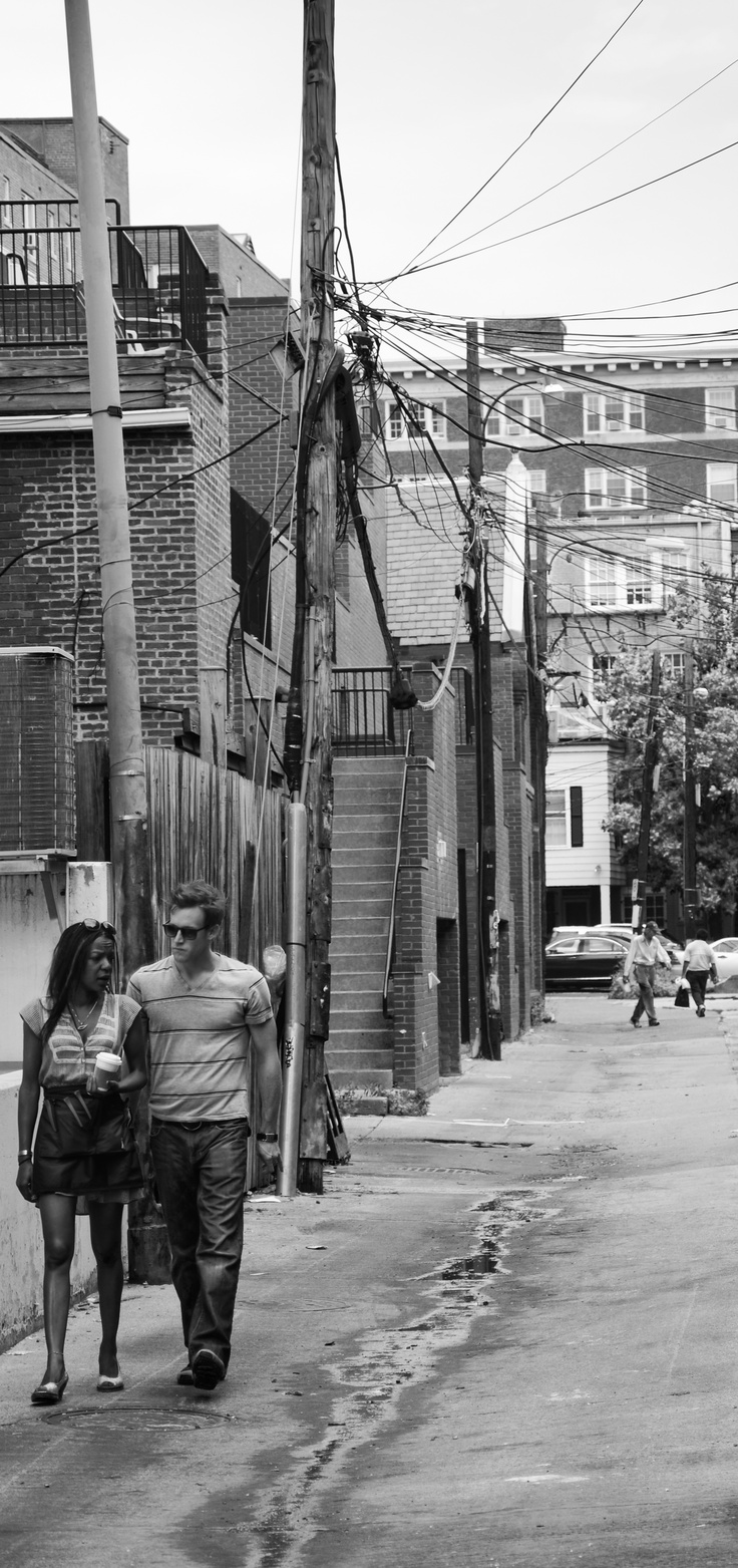 Street Couple  Washington 2011  @xdumont