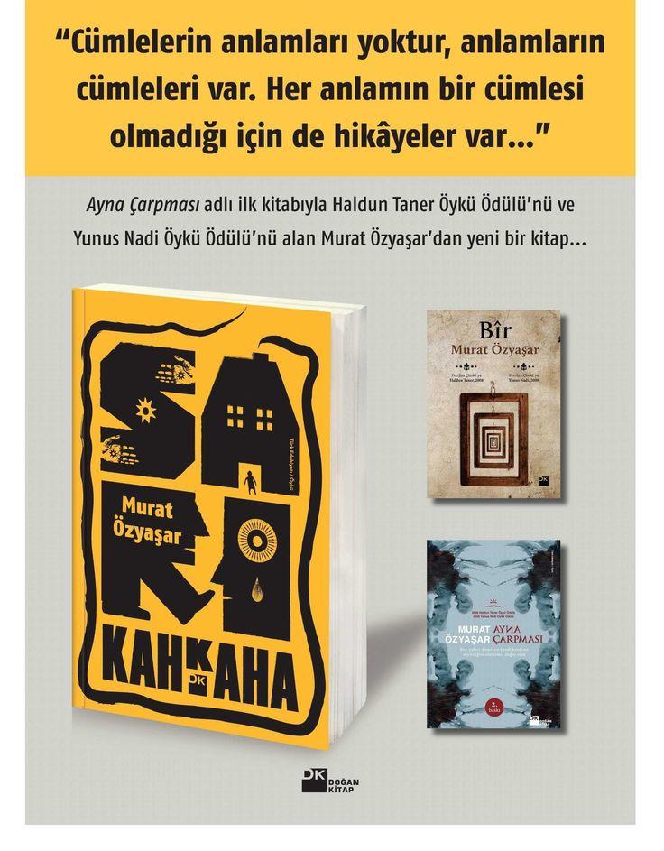 Murat Özyaşar kitapları