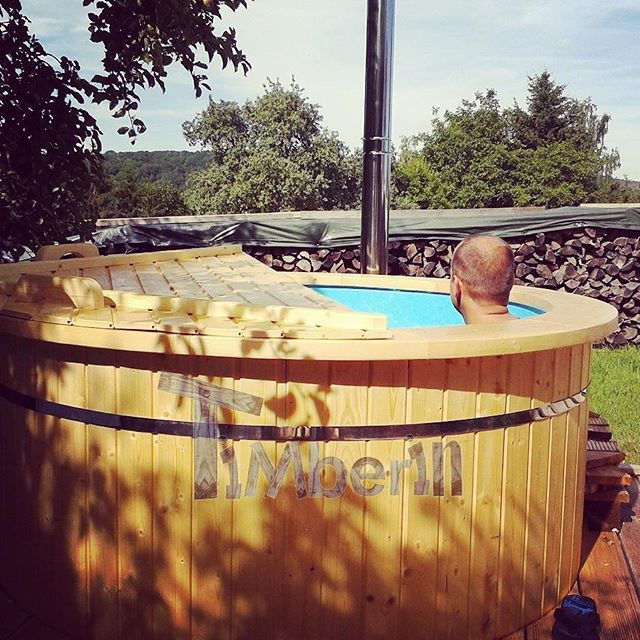 416 best Backyard Hot Tubs images on Pinterest Backyard ideas - outdoor whirlpool garten spass bilder