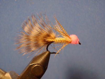 Steelhead Alley Fly Tying: Robinson's Chicken Little
