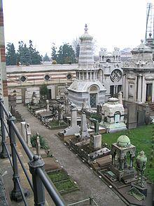 Cimitero Monumentale (Mailand) – Wikipedia