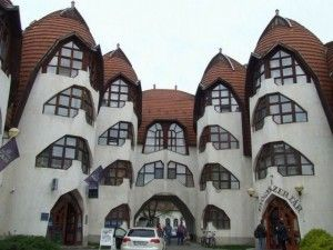 Makovecz Imre épületei -sárospataki háza