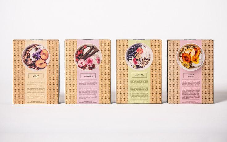 Fuman Design Studio | Identity, Packaging | W+H Packaging