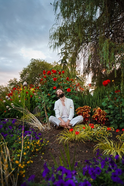 Edward Sharpe and the Magnetic Zeros: Alex Ebert by christophernelsonphotography, via Flickr