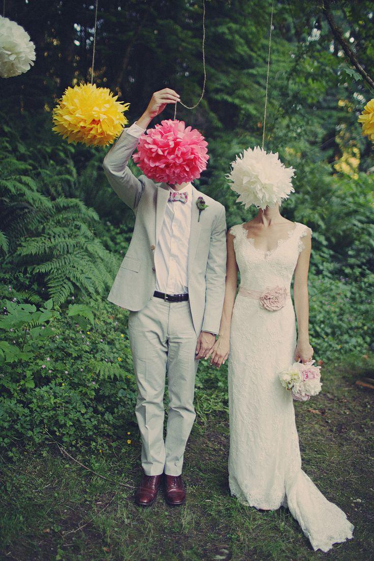 Wedding at Treehouse Point in Washington