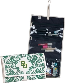 #Baylor Bears makeup travel kit: Gift Guide, Holiday Gift, Grad Gifts, College Students, Gift Ideas, Auburn Logo, Baylor Logo, Bears Makeup, Makeup Travel