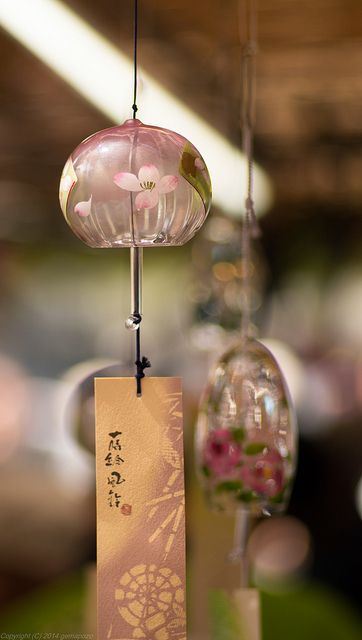 Furin, Japanese Wind Chimes