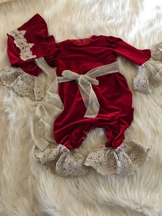 Infant Girls Velvet Pants Backless Overall Outfit Fashion Clothes Two Colors New