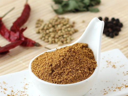 Rasam Powder - Basic South Indian Spices Powder for Rasam (spicy lentil soup)