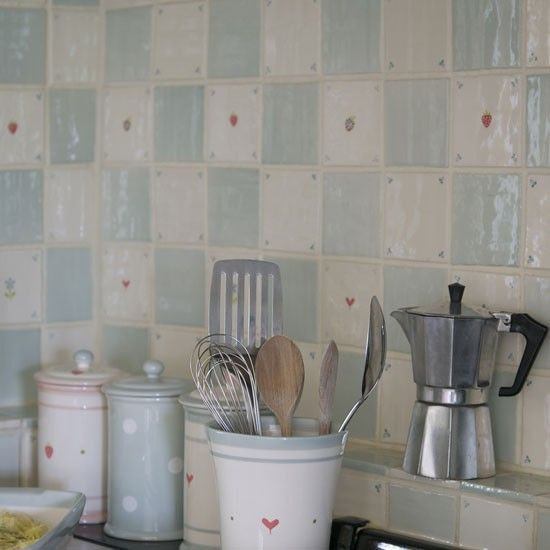 15 must see kitchen wall tiles pins wall tiles tile and white tiles - Kitchen tile designs ...