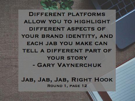 Jab Jab Jab Right Hook Gary Vaynerchuk Best Hook 2017