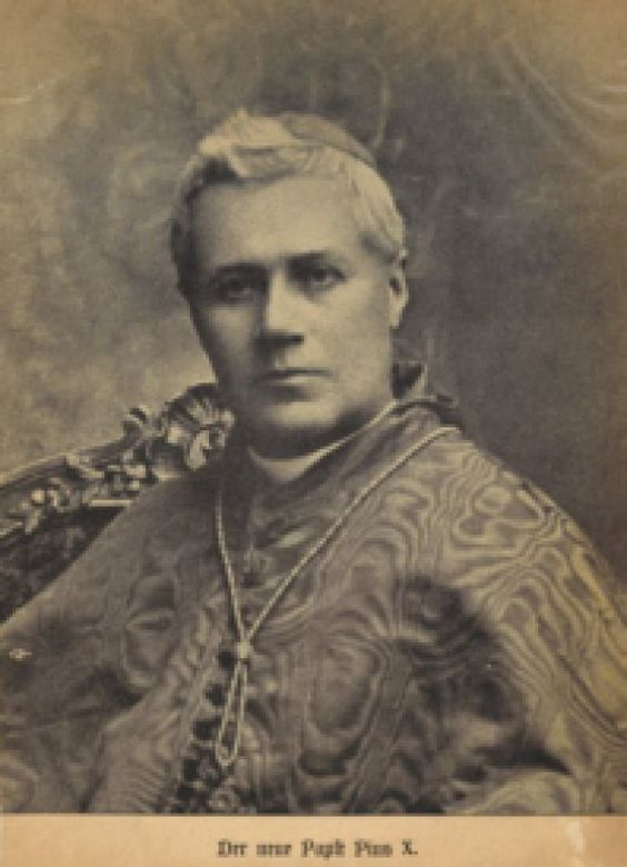 Happy Memorial of St Pope Pius X – August 21 #pinterest #stpopepiusx St Pius was Interested in politics, he encouraged Italian Catholics to become more politically involved. One of his first papal acts was to end the supposed right of governments to interfere by veto in papal elections—a practice that reduced the freedom of the 1903 conclave which had elected him. In 1905, when France ...